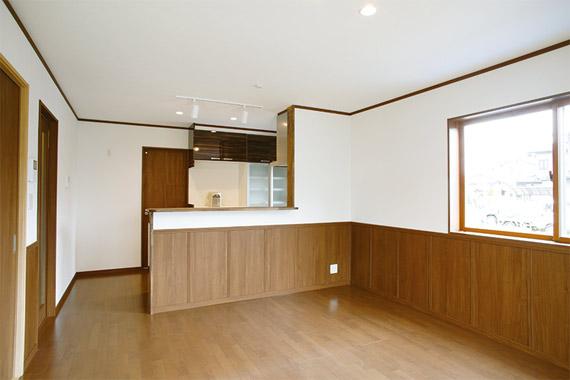 長野市信州ホームの長野市の新築住宅施工事例