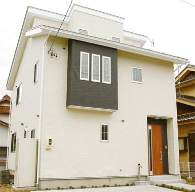 長野市信州ホームの長野市の建売住宅施工事例